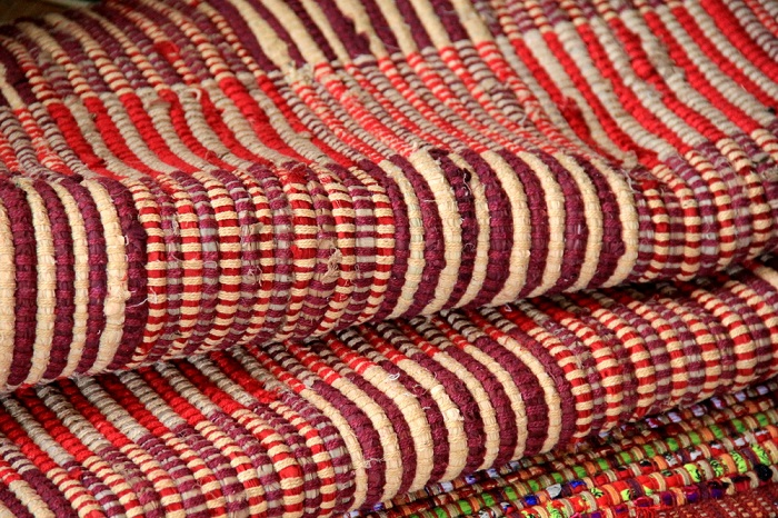 woven area rugs